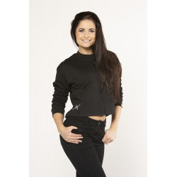KENN COLT FEMALE SWEATER BLACK