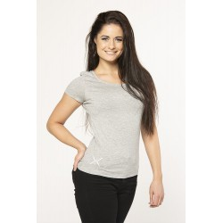 KENN COLT FEMALE TEE GREY