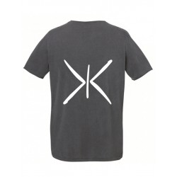 KENN COLT SHIRT BLACK - BACK